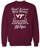 Real Women Watch Football - Virginia Tech Hokies