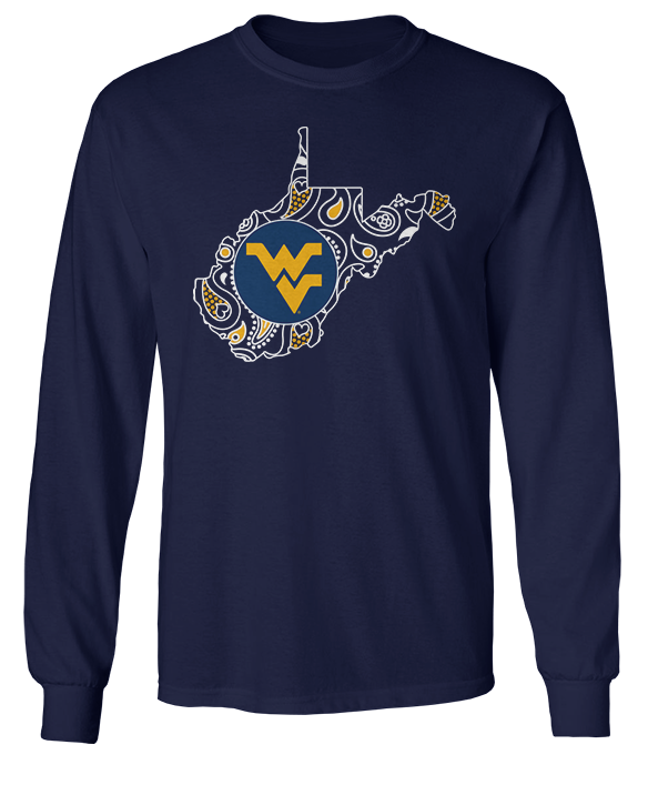 Paisley State - West Virginia Mountaineers