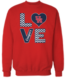 Stacked Love - Houston Cougars