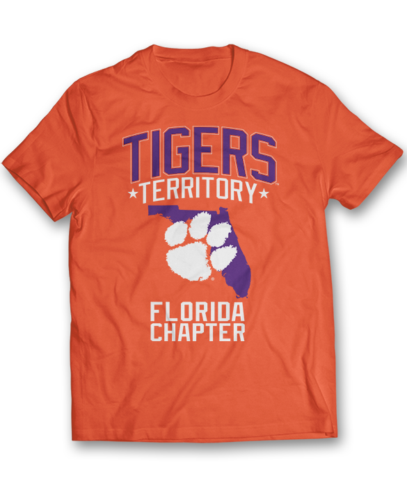 Tigers Territory Florida Chapter - Clemson Tigers