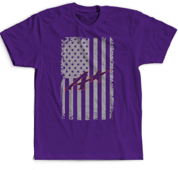 Show Your Pride - Evansville Purple Aces