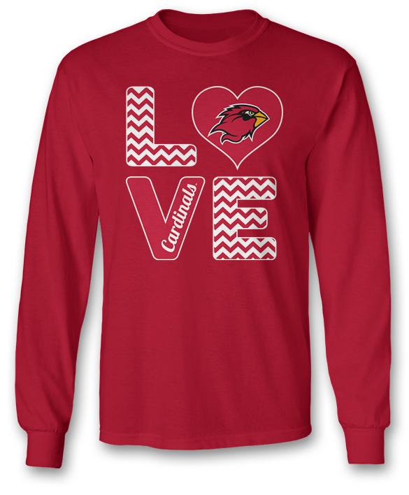 Stacked Love - Lamar Cardinals