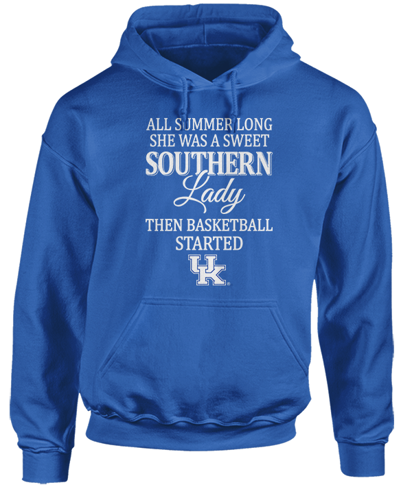 Sweet Southern Girl All Summer Long - Kentucky Wildcats