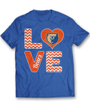 Stacked Love - Morgan State Bears