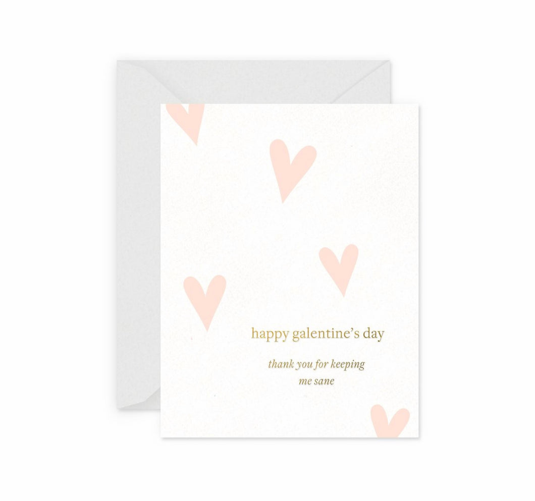 Smitten on Paper - happy galentine's day