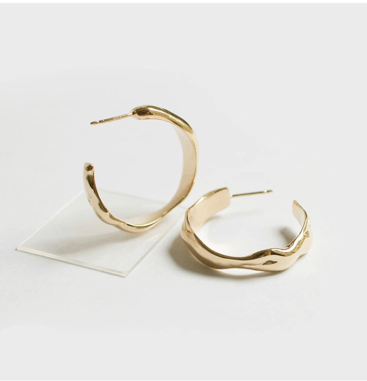 Merewif Jewelry - Eau Earrings