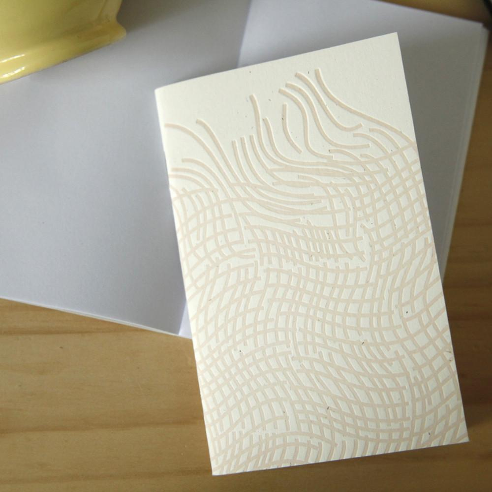 Paper Sheep Weave Notebook