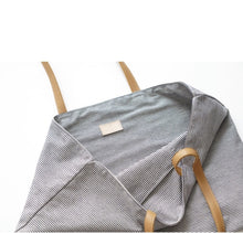 Load image into Gallery viewer, Umbrella Collective Oversized Denim Tote
