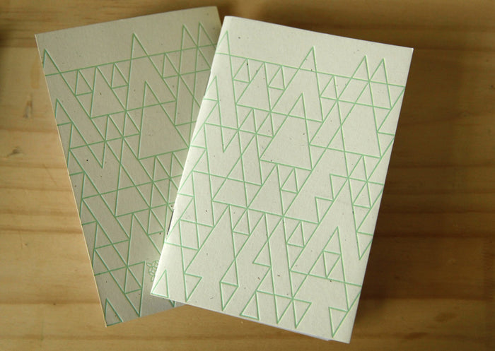 Paper Sheep Mountain Notebook