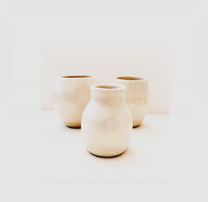 Plant + Vessel 3 Mini Flared Vases