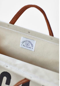 FORESTBOUND - Limited Edition Escape Canvas Utility Bag