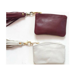 Sord Studios Leather Coin Purse/ Mini Wallet