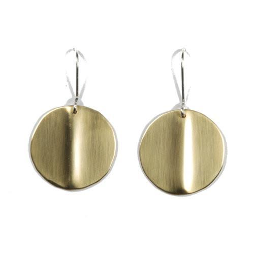 Rachel Gunnard Aubade Earrings. Handmade in Massachusetts.