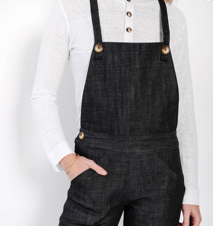 BOUTONNE - James Denim Overalls
