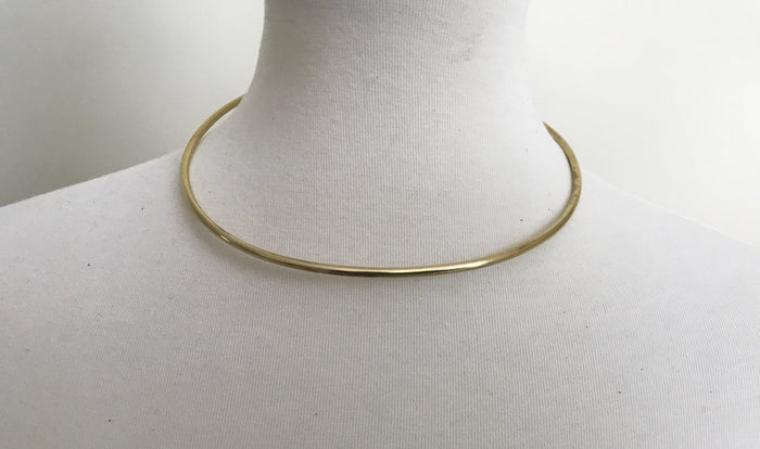 Bonnie Bracelet Choker Necklace