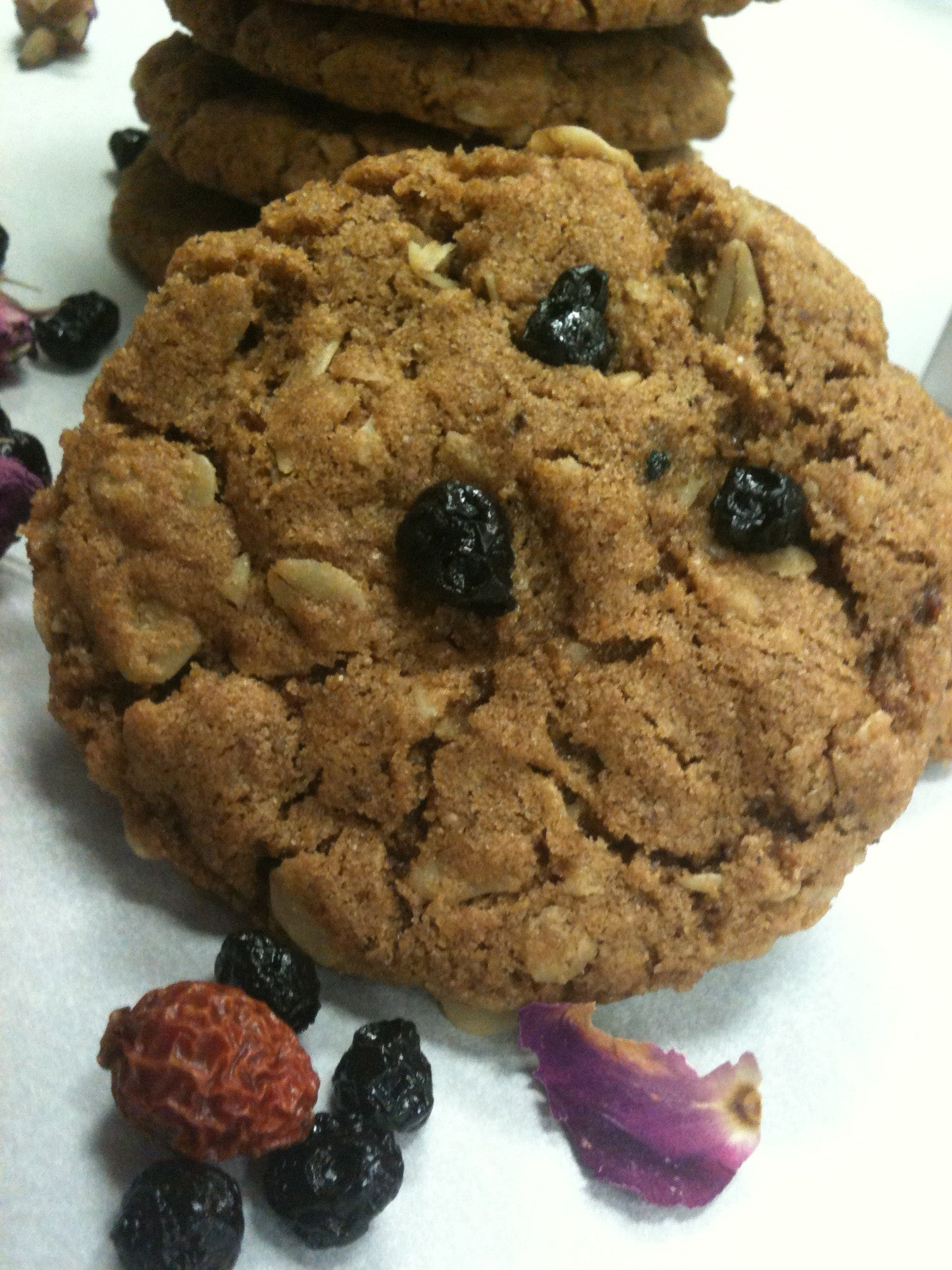 Ancient Oatmeal Cookie - Nut Free @