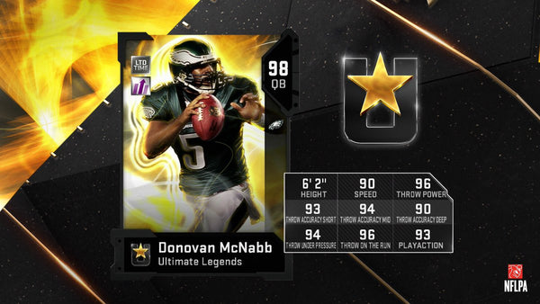 ultimate legends madden mut 19
