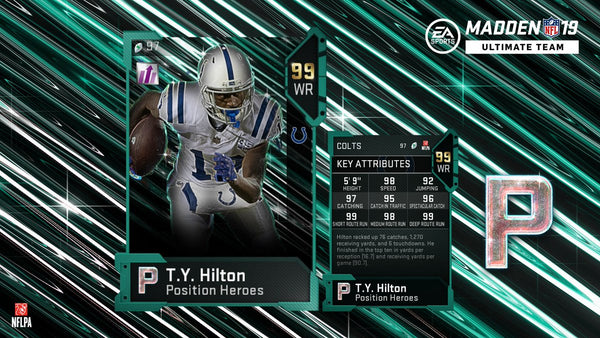 position heroes madden mut 19