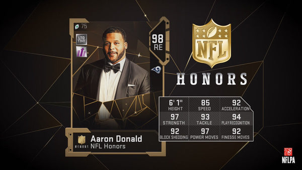 madden mut 19 nfl honors buy coins
