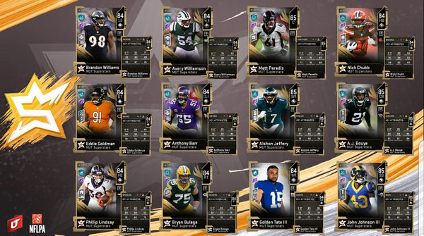 madden 20 mut superstars