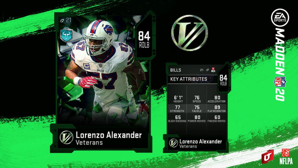 madden mut 20 veterans mr mut coin