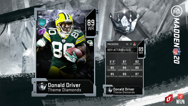 theme diamonds madden