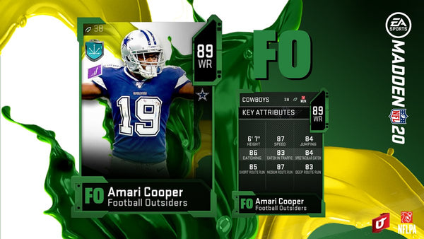 madden football outsiders