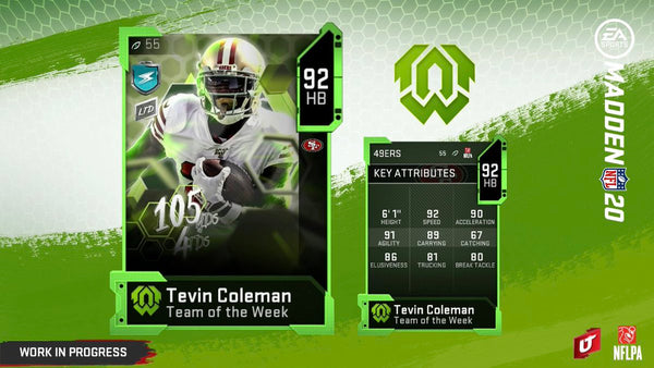 madden mut team of the week