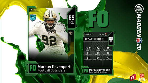 football outsiders madden mut