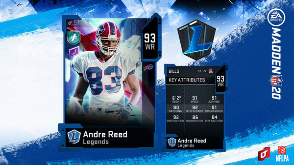 madden mut 20 legends