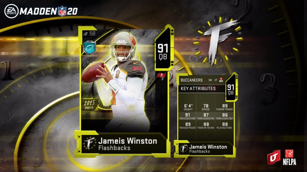 flashbacks madden mut