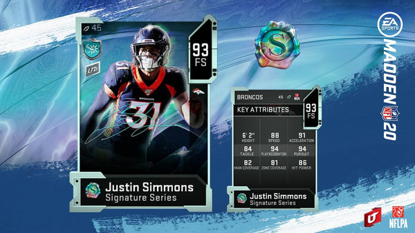 signature series madden mut