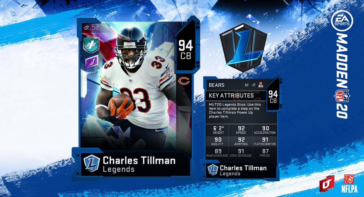 legends madden mut 20