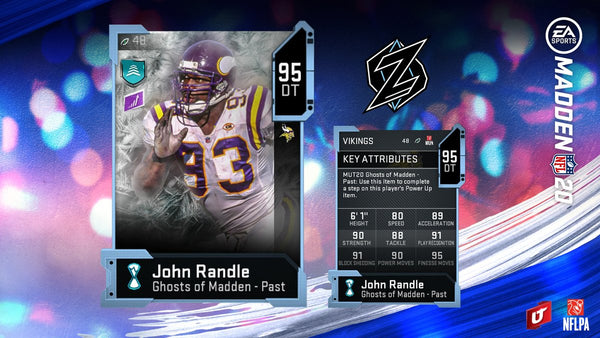 ghost of madden past mut