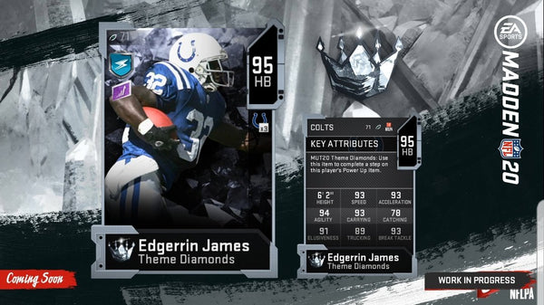 theme diamonds madden mut 20