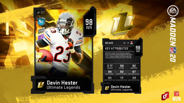 ultimate legends madden mut
