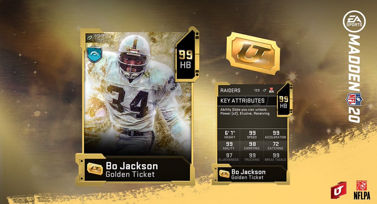 golden tickets madden mut