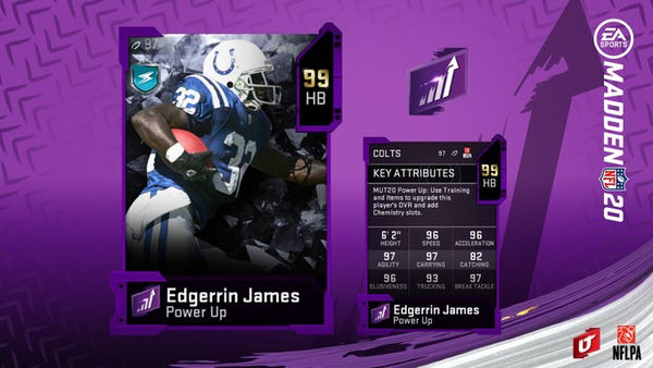 madden mut power up players