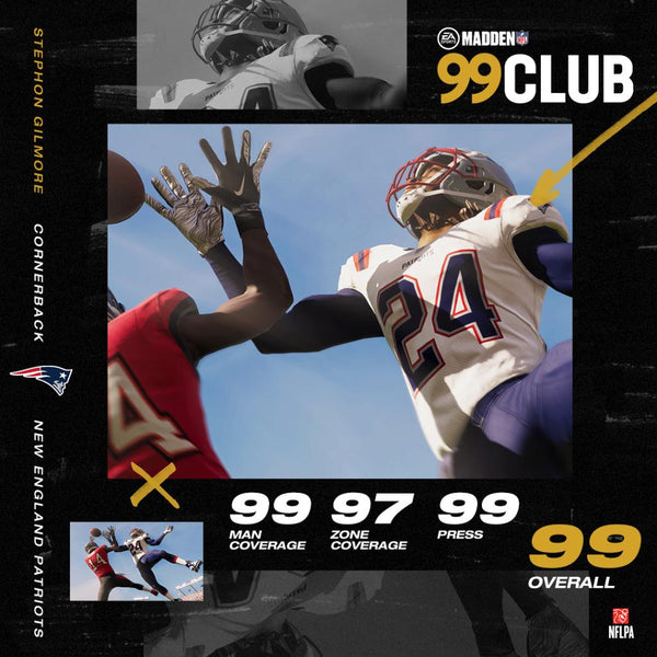 99 club madden mut 21