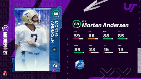 madden mut legends
