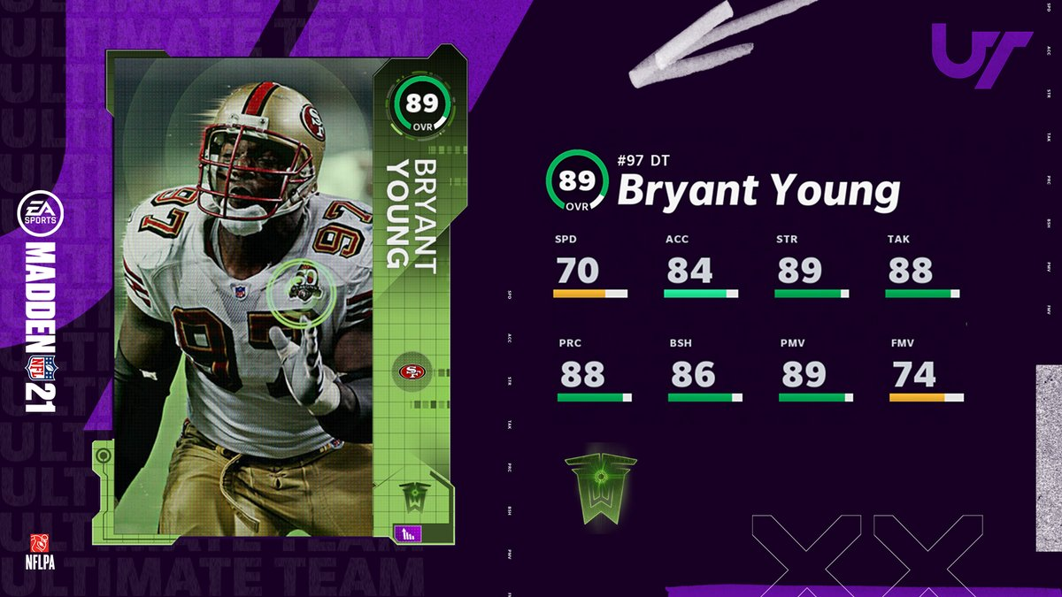 team of the week 1 madden mut 21