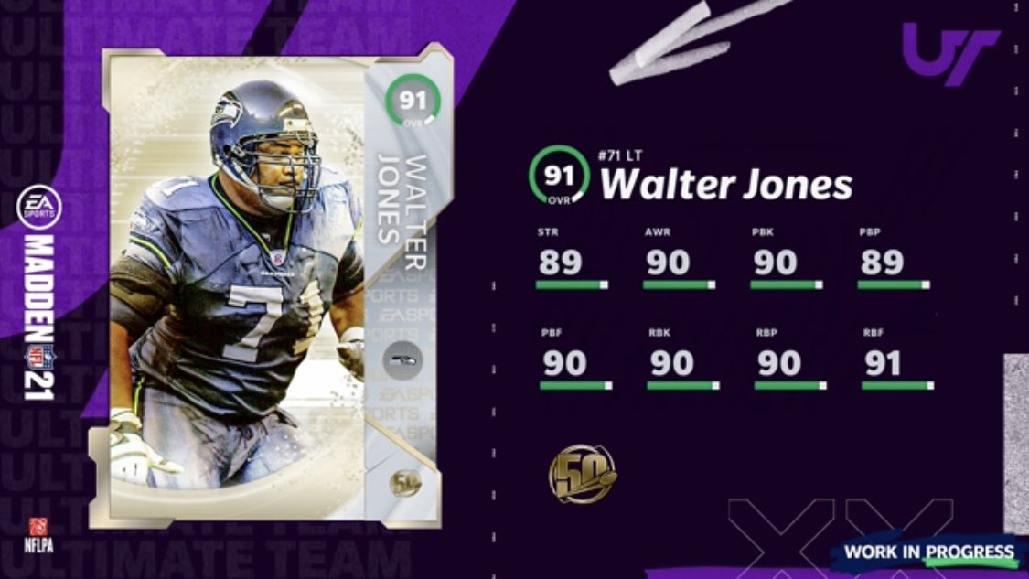 the 50 madden mut 21 coins