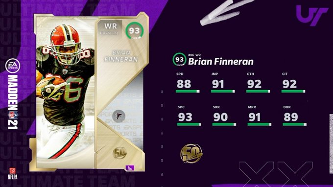 the 50 madden mut 21