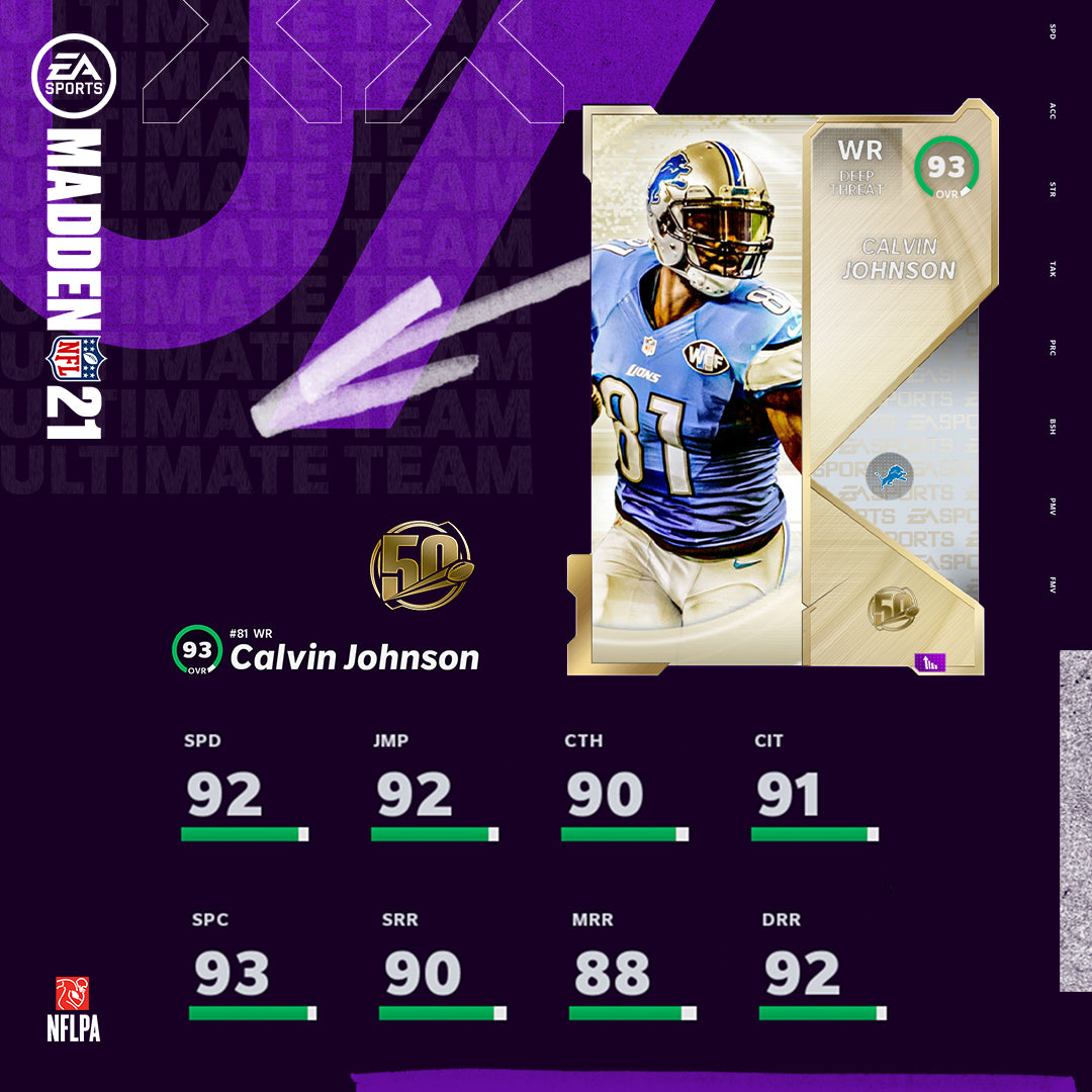 the 50 madden mut