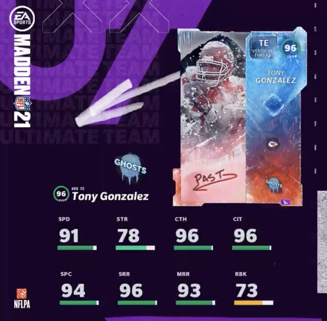 ghosts of madden mut