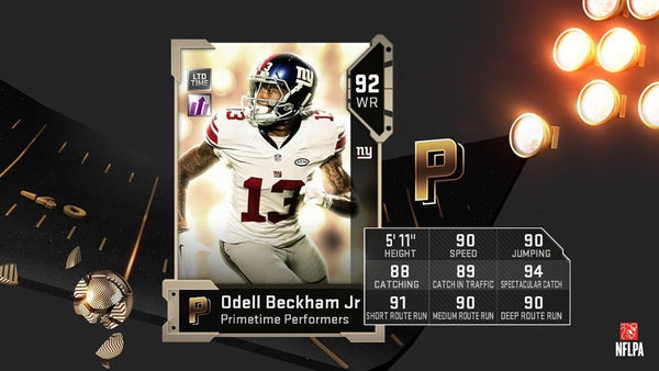primetime performers madden mut coins buy legends
