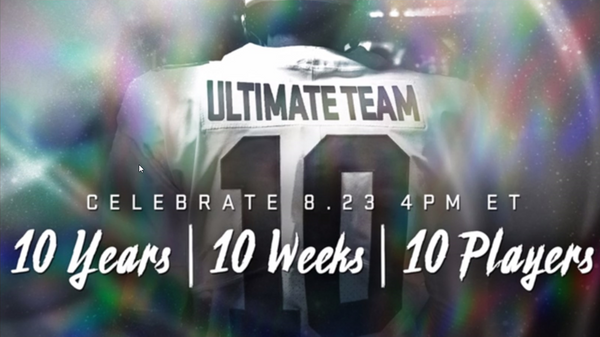 madden ultimate team 10