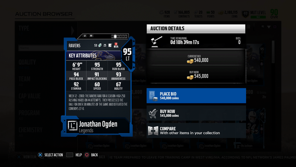 madden mut best attributes buy coins