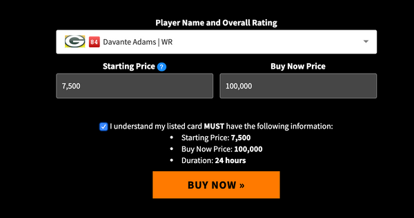how to buy madden coins