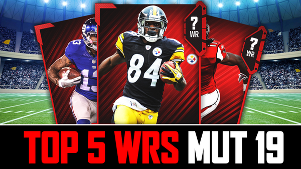 buy madden coins for mut 19 top best wrs wide receivers in game